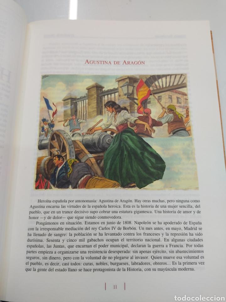 Libros de segunda mano: HEROES ESPAÑOLES De la A a la Z JOSÉ JAVIER ESPARZA CIUDADELA LIBROS 2012 PRIMERA EDICION MUY RARO - Foto 10 - 270597273