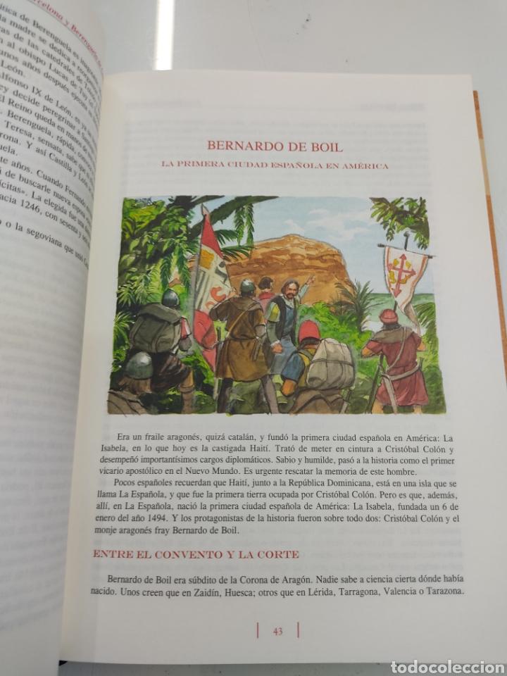 Libros de segunda mano: HEROES ESPAÑOLES De la A a la Z JOSÉ JAVIER ESPARZA CIUDADELA LIBROS 2012 PRIMERA EDICION MUY RARO - Foto 11 - 270597273