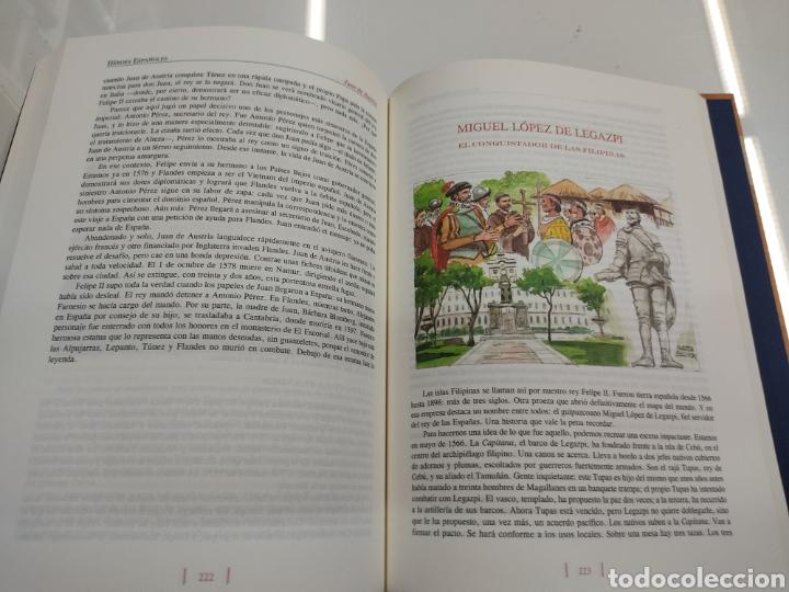 Libros de segunda mano: HEROES ESPAÑOLES De la A a la Z JOSÉ JAVIER ESPARZA CIUDADELA LIBROS 2012 PRIMERA EDICION MUY RARO - Foto 12 - 270597273