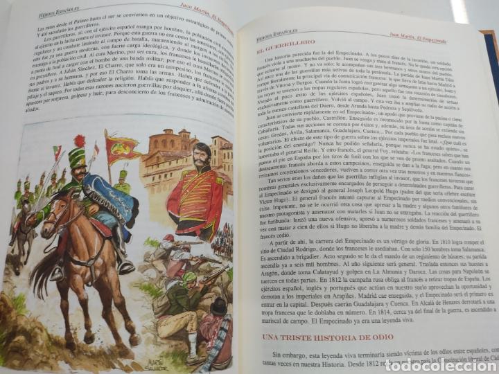 Libros de segunda mano: HEROES ESPAÑOLES De la A a la Z JOSÉ JAVIER ESPARZA CIUDADELA LIBROS 2012 PRIMERA EDICION MUY RARO - Foto 13 - 270597273