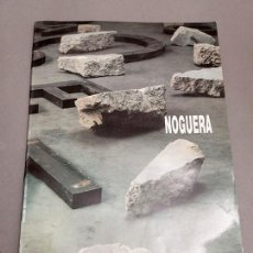 Libros de segunda mano: NOGUERA MONOGRÀFIC - SALA METRÒNOM - 1988. Lote 270621088
