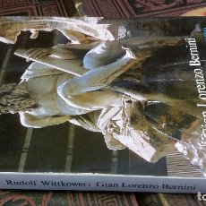 Libros de segunda mano: 1990 - RUDOLF WITTKOWER - GIAN LORENZO BERNINI. EL ESCULTOR DEL BARROCO ROMANO - ALIANZA FORMA. Lote 270894758