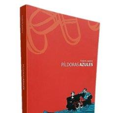 Libros de segunda mano: PILDORAS AZULES - FREDERIK PEETERS. Lote 270909708
