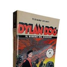 Libros de segunda mano: DYLAN DOG, IL GIORNO DEL GIUDIZIO - TIZIANO SCLAVI. Lote 270910148