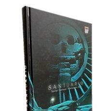 Libros de segunda mano: SANTUARIO - XAVIER DORISON & CHRISTOPHE BEC. Lote 270911848