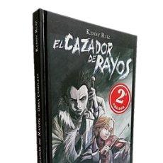 Libros de segunda mano: EL CAZADOR DE RAYOS - KENNY RUIZ - 2A EDICION. Lote 270913368