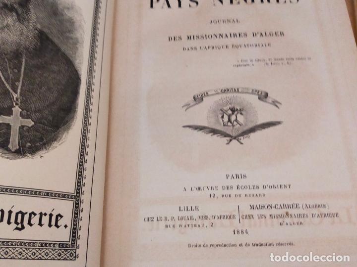 Libros de segunda mano: lassaut pays negres - Foto 3 - 271143853