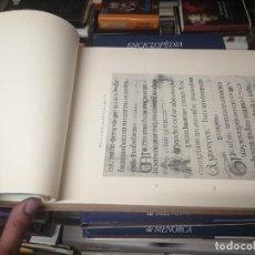 Libros de segunda mano: PALEOGRAFÍA ESPAÑOLA II ALBUM . OBRAS COMPLETAS ZACARÍAS GARCÍA. 1974. Lote 271361393