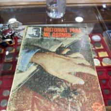 Libros de segunda mano: LOTE DE 9 LIBROS HISTORIAS PARA NO DORMIR. Lote 271396398