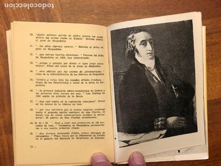 Libros de segunda mano: Gaspar Gómez de la Serna. Viaje a Sargadelos, Lugo, Galicia - Foto 6 - 271429513