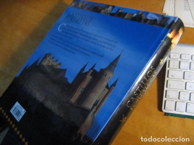 Libros de segunda mano: ATLAS ILUSTRADO DE CASTILLOS Y FORTALEZAS DE ESPAÑA / SUSAETA ... NUEVO ! DE LUJO - Foto 2 - 271430118