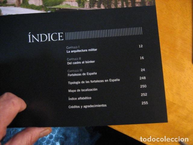 Libros de segunda mano: ATLAS ILUSTRADO DE CASTILLOS Y FORTALEZAS DE ESPAÑA / SUSAETA ... NUEVO ! DE LUJO - Foto 4 - 271430118