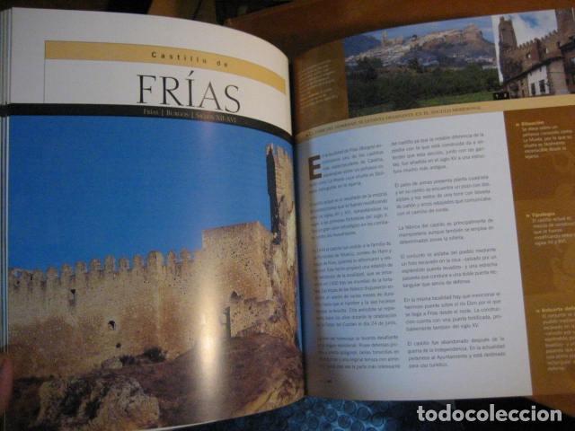 Libros de segunda mano: ATLAS ILUSTRADO DE CASTILLOS Y FORTALEZAS DE ESPAÑA / SUSAETA ... NUEVO ! DE LUJO - Foto 6 - 271430118