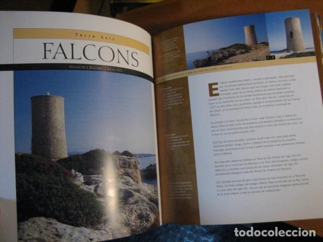 Libros de segunda mano: ATLAS ILUSTRADO DE CASTILLOS Y FORTALEZAS DE ESPAÑA / SUSAETA ... NUEVO ! DE LUJO - Foto 7 - 271430118