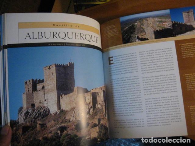 Libros de segunda mano: ATLAS ILUSTRADO DE CASTILLOS Y FORTALEZAS DE ESPAÑA / SUSAETA ... NUEVO ! DE LUJO - Foto 9 - 271430118