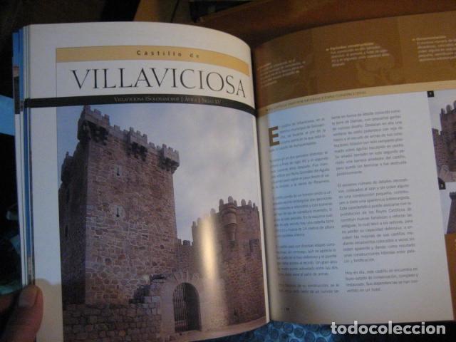 Libros de segunda mano: ATLAS ILUSTRADO DE CASTILLOS Y FORTALEZAS DE ESPAÑA / SUSAETA ... NUEVO ! DE LUJO - Foto 10 - 271430118