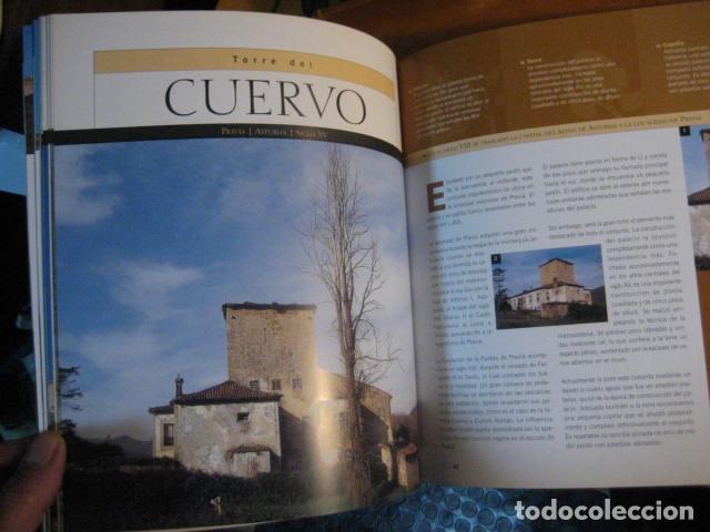 Libros de segunda mano: ATLAS ILUSTRADO DE CASTILLOS Y FORTALEZAS DE ESPAÑA / SUSAETA ... NUEVO ! DE LUJO - Foto 11 - 271430118