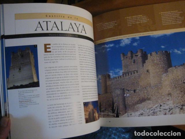 Libros de segunda mano: ATLAS ILUSTRADO DE CASTILLOS Y FORTALEZAS DE ESPAÑA / SUSAETA ... NUEVO ! DE LUJO - Foto 12 - 271430118