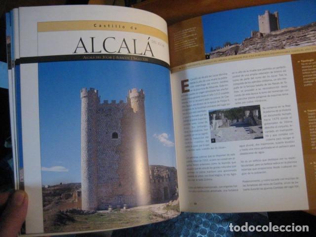 Libros de segunda mano: ATLAS ILUSTRADO DE CASTILLOS Y FORTALEZAS DE ESPAÑA / SUSAETA ... NUEVO ! DE LUJO - Foto 14 - 271430118