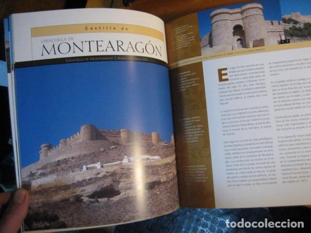Libros de segunda mano: ATLAS ILUSTRADO DE CASTILLOS Y FORTALEZAS DE ESPAÑA / SUSAETA ... NUEVO ! DE LUJO - Foto 15 - 271430118