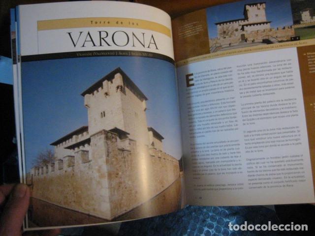 Libros de segunda mano: ATLAS ILUSTRADO DE CASTILLOS Y FORTALEZAS DE ESPAÑA / SUSAETA ... NUEVO ! DE LUJO - Foto 16 - 271430118