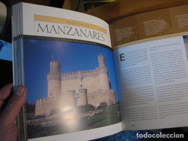 Libros de segunda mano: ATLAS ILUSTRADO DE CASTILLOS Y FORTALEZAS DE ESPAÑA / SUSAETA ... NUEVO ! DE LUJO - Foto 17 - 271430118