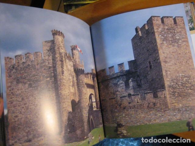 Libros de segunda mano: ATLAS ILUSTRADO DE CASTILLOS Y FORTALEZAS DE ESPAÑA / SUSAETA ... NUEVO ! DE LUJO - Foto 18 - 271430118