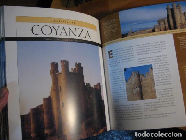 Libros de segunda mano: ATLAS ILUSTRADO DE CASTILLOS Y FORTALEZAS DE ESPAÑA / SUSAETA ... NUEVO ! DE LUJO - Foto 19 - 271430118