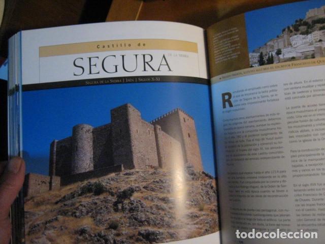 Libros de segunda mano: ATLAS ILUSTRADO DE CASTILLOS Y FORTALEZAS DE ESPAÑA / SUSAETA ... NUEVO ! DE LUJO - Foto 20 - 271430118