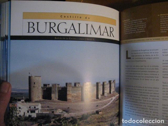 Libros de segunda mano: ATLAS ILUSTRADO DE CASTILLOS Y FORTALEZAS DE ESPAÑA / SUSAETA ... NUEVO ! DE LUJO - Foto 21 - 271430118