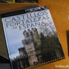 Libros de segunda mano: ATLAS ILUSTRADO DE CASTILLOS Y FORTALEZAS DE ESPAÑA / SUSAETA ... NUEVO ! DE LUJO. Lote 271430118