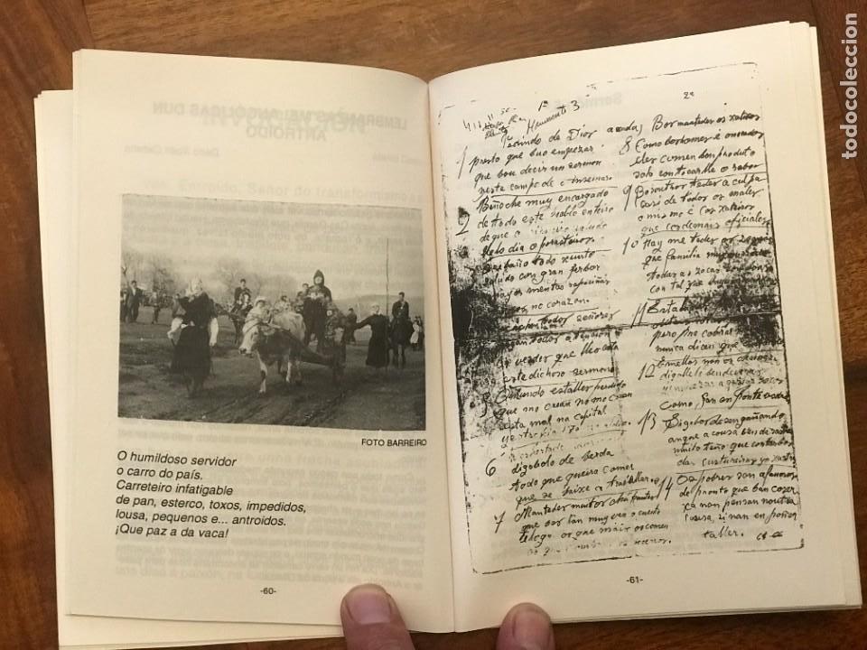 Libros de segunda mano: Máis de Media Ducia de Escritores Chairegos e o Antroido, Lugo, Galicia - Foto 4 - 271430658