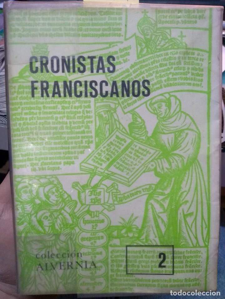 CRONISTAS FRANCISCANOS Y OTROS DOCUMENTOS FRANCISCANOS DEL SIGLO XIII (Libros de Segunda Mano - Historia - Otros)