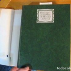 Libros de segunda mano: DICCIONARIO POR FECHAS DE HISTORIA UNIVERSAL. JUVENTUD. Lote 271432128