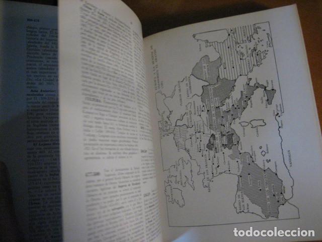 Libros de segunda mano: Diccionario por fechas de historia universal. Juventud - Foto 14 - 271432128