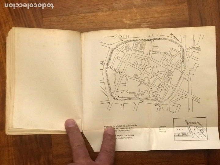Libros de segunda mano: Adolfo de Abel Vilela, Felipe Arias Vilas; Guia Arqueológica Romana de Lugo y su Provincia, Galicia - Foto 3 - 271432548