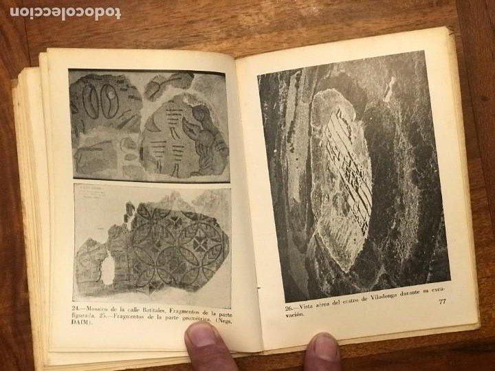 Libros de segunda mano: Adolfo de Abel Vilela, Felipe Arias Vilas; Guia Arqueológica Romana de Lugo y su Provincia, Galicia - Foto 5 - 271432548