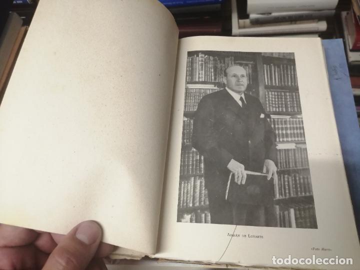 Libros de segunda mano: FELIPE III Y FELIPE IV EN SAN SEBASTIÁN . ADRIÁN DE LOYARTE . 1ª EDICIÓN 1949. - Foto 4 - 271438438
