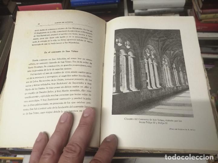 Libros de segunda mano: FELIPE III Y FELIPE IV EN SAN SEBASTIÁN . ADRIÁN DE LOYARTE . 1ª EDICIÓN 1949. - Foto 9 - 271438438