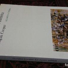 Libros de segunda mano: 1984 - DOUGLAS COOPER - LA ÉPOCA CUBISTA - ALIANZA FORMA. Lote 271652828