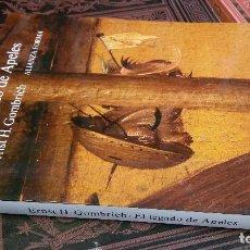 Libros de segunda mano: 1985 - GOMBRICH - EL LEGADO DE APELES - ALIANZA FORMA. Lote 271653263