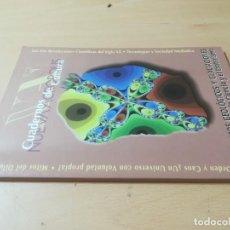 Libros de segunda mano: CATACLISMOS GEOLOGICOS Y GLACIACIONES / PUNTOS VISTA CIENCIA Y ESOTERISMO / NUEVA ACROPOLIS / AI41. Lote 272294523