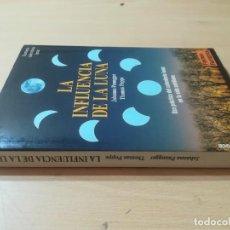 Libros de segunda mano: LA INFLUENCIA DE LA LUNA / USO PRACTICO CALENDARIO LUNAR VIDA COTIDIANA / FONTANA FANTASTICA / AI41. Lote 272295183