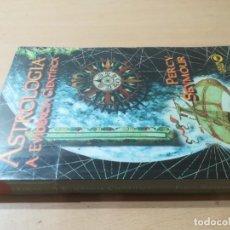Libros de segunda mano: ASTROLOGIA A EVIDENCIA CIENTIFICA / PERCY SEYMOUR / NOVA ERA / AJ17. Lote 272298893
