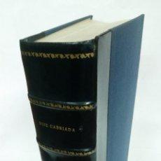 Libros de segunda mano: 1958 RUIZ CABRIADA - BIO BIBLIOGRAFÍA CUERPO FACULTATIVO ARCHIVEROS, BIBLIOTECARIOS Y ARQUEÓLOGOS. Lote 272430483