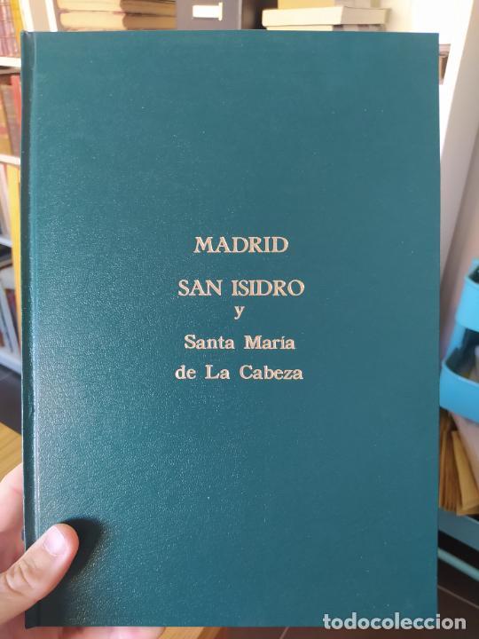 MADRID, SAN ISIDRO Y SANTA MARÍA DE LA CABEZA, LUIS-REGINO MATEO DEL PERAL, AUTOEDICION. S/F RARO (Libros de Segunda Mano - Historia - Otros)