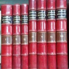 Libros de segunda mano: 1940 A 1946 - REVISTA DE BIBLIOGRAFÍA NACIONAL - COMPLETA. Lote 272479423