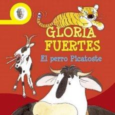 Libros de segunda mano: CUENTOS DE RISA - EL PERRO PICATOSTE - GLORIA FUERTES - EDICIONES SUSAETA - BIBLIOTECA GLORIA FUERTE. Lote 272530018
