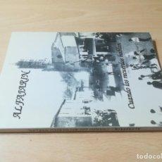 Libros de segunda mano: ALFAJARIN, CUANDO LOS RECUERDOS HABLAN / HERMINIO AZNAR / ZARAGOZA / AH19 ARAGON. Lote 272728603