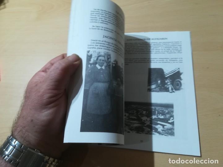 Libros de segunda mano: ALFAJARIN, CUANDO LOS RECUERDOS HABLAN / HERMINIO AZNAR / ZARAGOZA / AH19 ARAGON - Foto 7 - 272728603